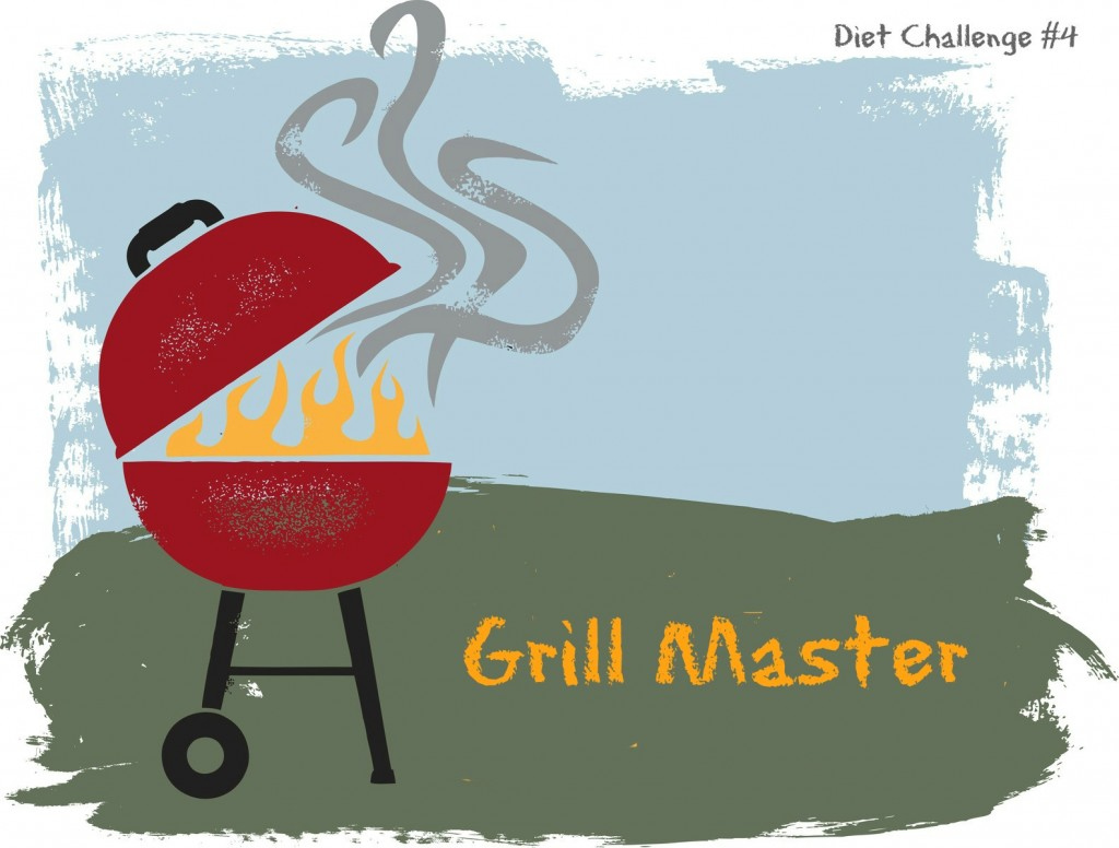 Grill master challenge