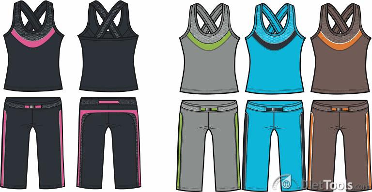 sporty fashion item