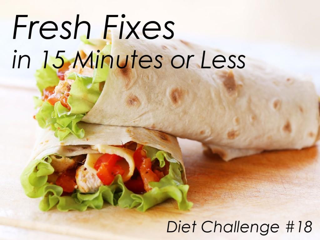 diet challenge 18