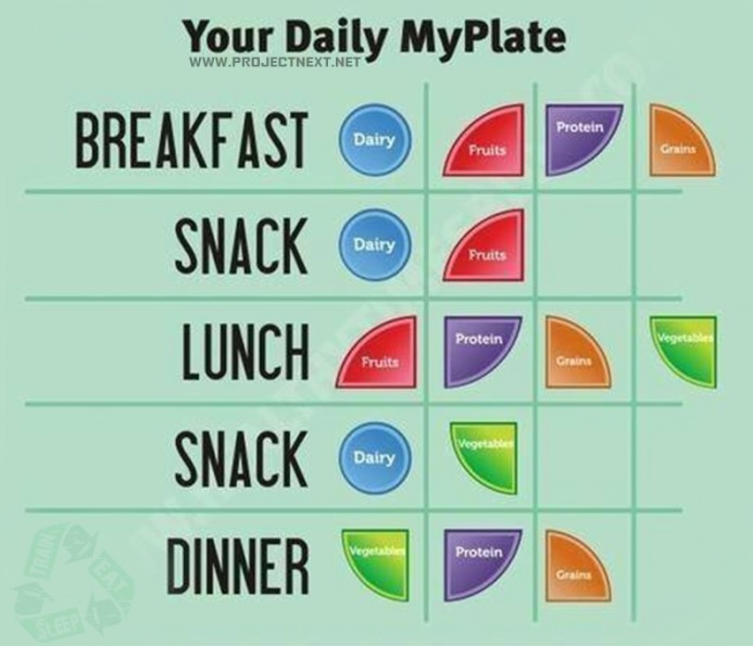 daily my plate