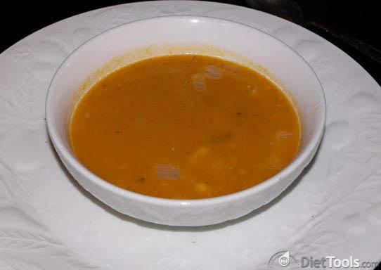 Pumpkin Bean Soup